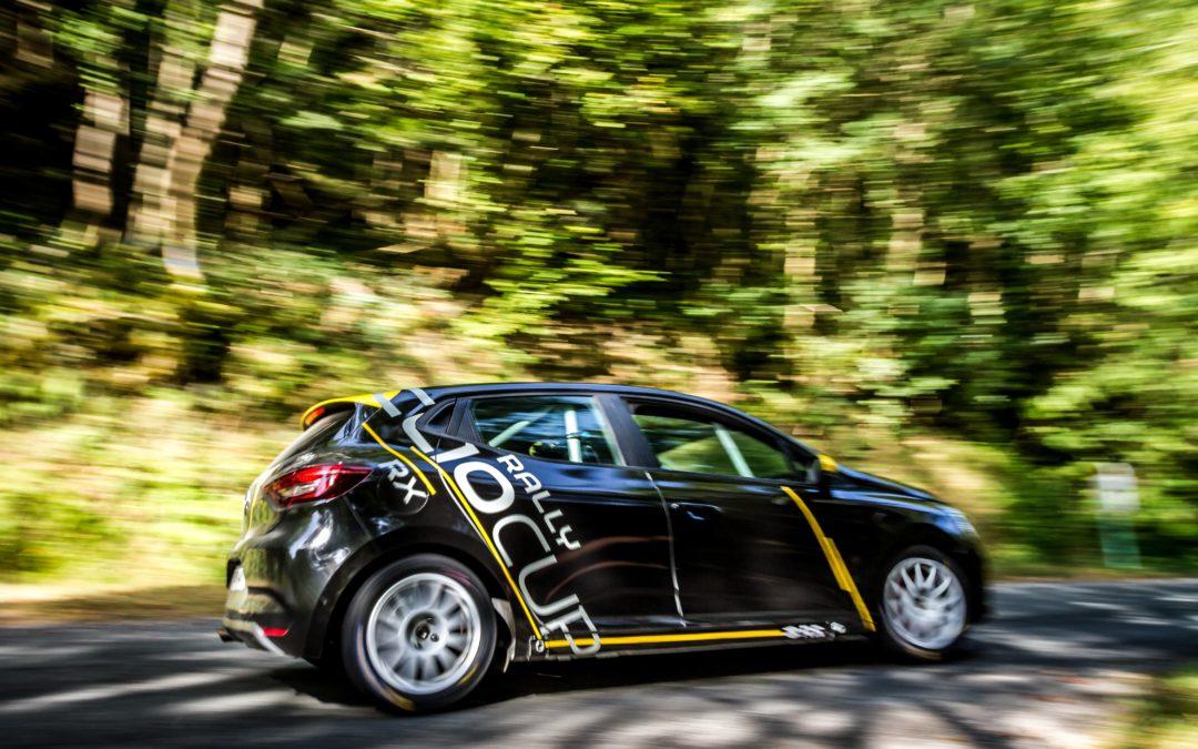 Le Clio Trophy Belgium se précise